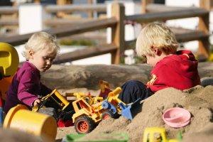 Kłótnie na placu zabaw
