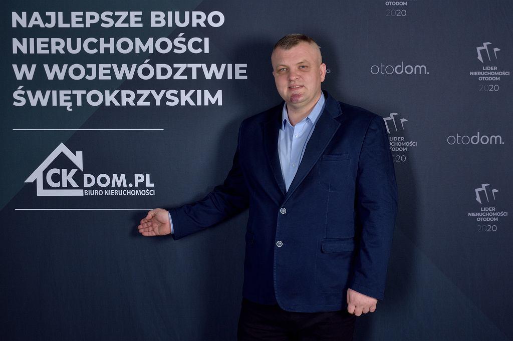 Lider Nieruchomości Otodom. CKDOM Nieruchomości najlepszym biurem na Kielecczyźnie