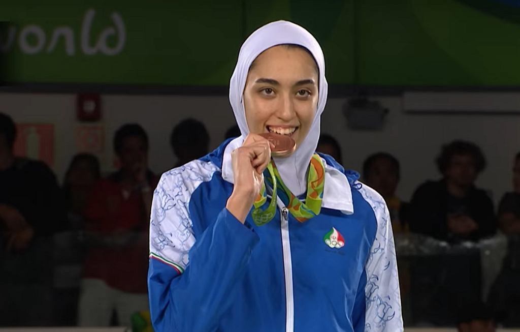 Kimia Alizadeh uciekła z Iranu. Będzie występować pod inną flagą?