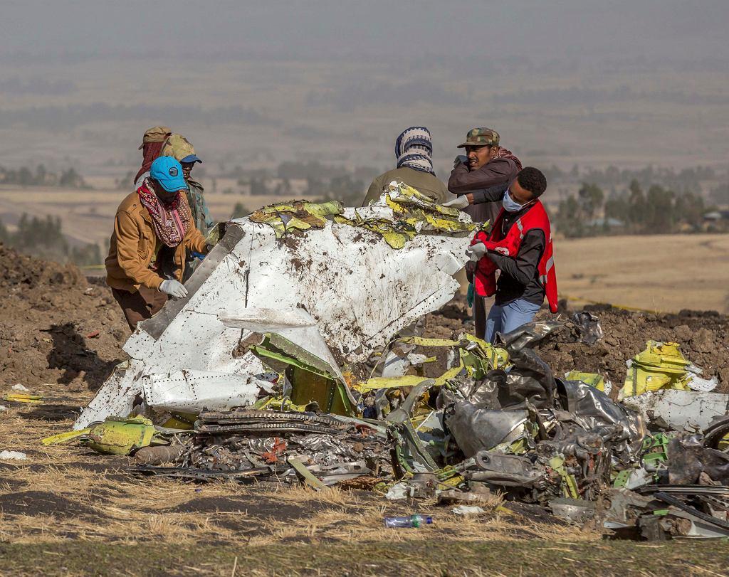 Katastrofa lotnicza w Etiopii. Jest 157 ofiar. Wśród nich pracownicy ONZ