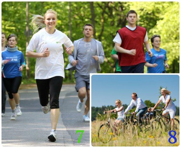 bieganie, dieta, odchodzanie
