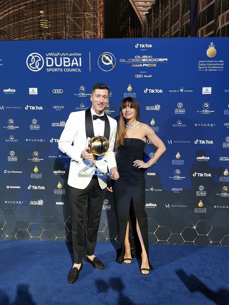 Anna Lewandowska, Robert Lewandowski, Ronaldo