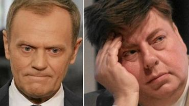 Donald Tusk. Piotr Semka