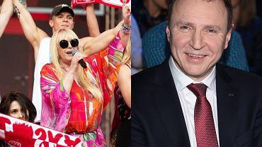 Opole 2018. Maryla Rodowicz i Jacek Kurski