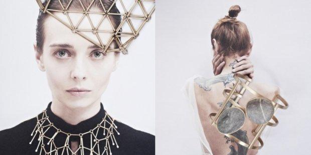 Biżuteria marki Orska (fot. Przemek Dzienis)