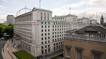 Siedziba brytyjskiego Ministerstwa Obrony