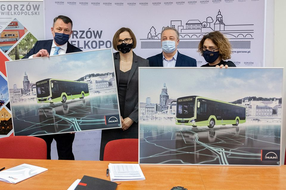 W ciągu najbliższych ośmiu miesięcy trafi do Gorzowa sześć nowych autobusów
