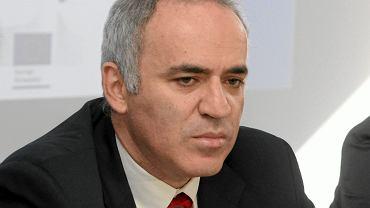 Garri Kasparow we Wrocławiu, 25 września 2012