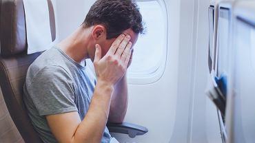 Awiofobia, czyli lęk przed lataniem, to dosyć powszechny problem