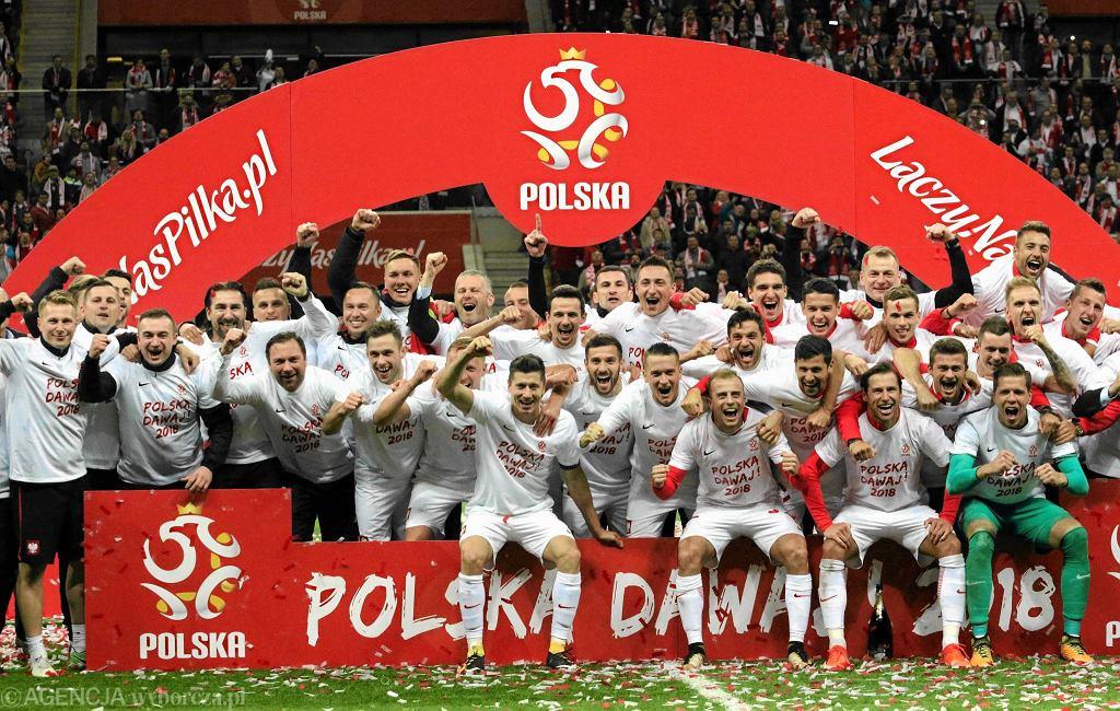 Reprezentacja Polski jedzie na mundial