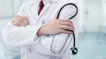 Lekarz. Zdjęcie ilustracyjne
