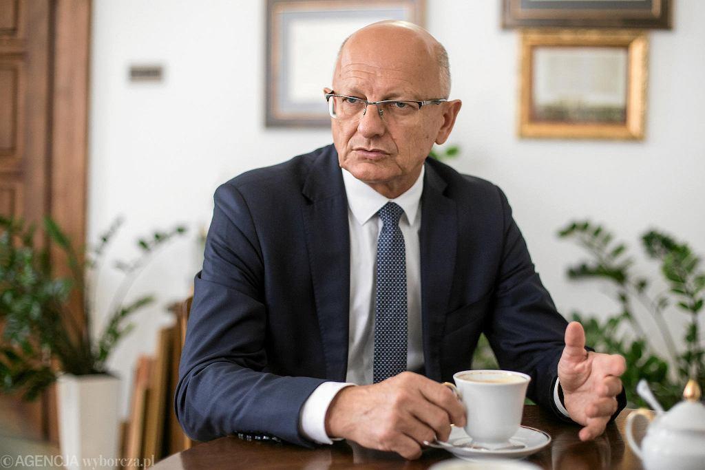 Robert Zydel, dyrektor Państwowego Muzeum Etnograficznego w Warszawie