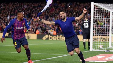 Luis Suarez chce przedłużyć kontrakt z FC Barceloną