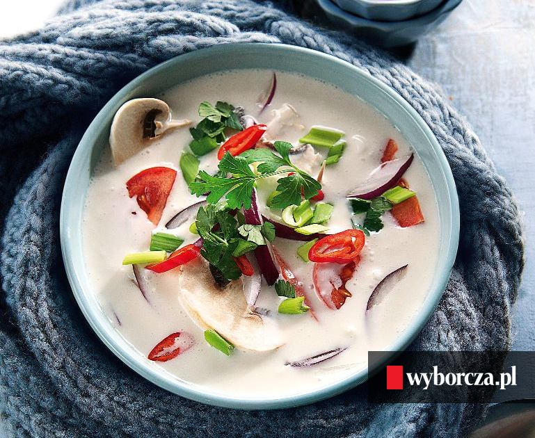 Kuchnia Tajska Samo Zdrowie