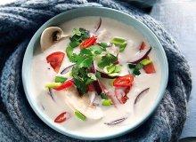Zupa kokosowa - ugotuj