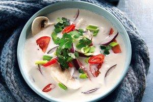 Kuchnia tajska - samo zdrowie