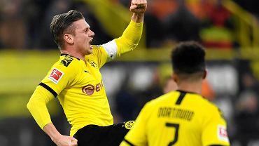 Łukasz Piszczek w finale Pucharu Niemiec. Borussia zmiotła rywala