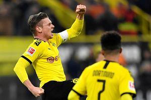 Są składy na mecz Borussii Dortmund z VfL Wolfsburg! Trener BVB zaskoczył jedenastką