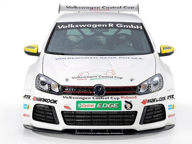 W nowej serii zawodnicy ścigać się będą w specjalnie przygotowanych Volkswagenach Golfach GTI