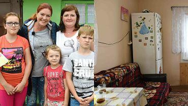 Pani Beata z Chojna zgłosiła się do programu, żeby spełnić marzenia dzieci i swoje. Stary drewniany dom na gwałt potrzebował remontu. Dzięki pomocy ekipy ich życie całkowicie się zmieniło.
