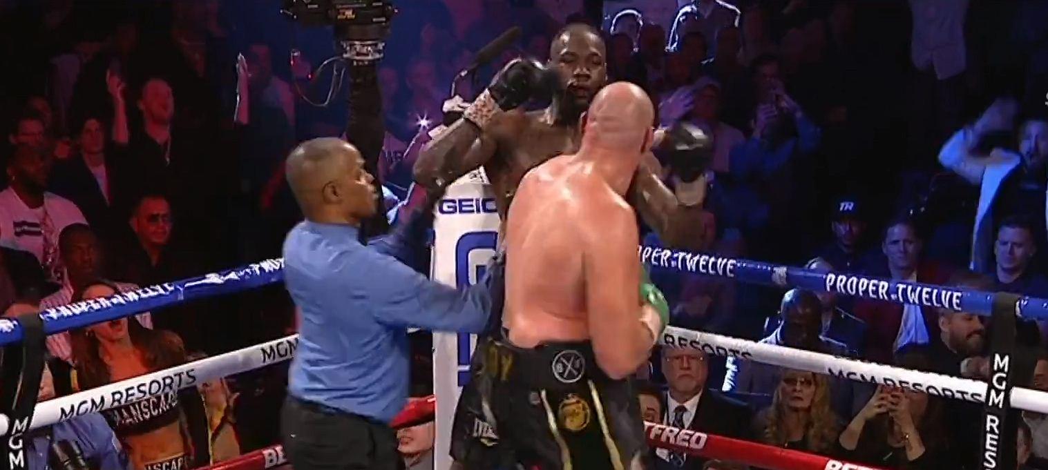 Deontay Wilder leżał na deskach i został pokonany! Tyson Fury zaszokował świat!