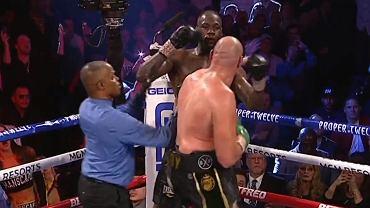 Tyson Fury pokonał Deontaya Wildera