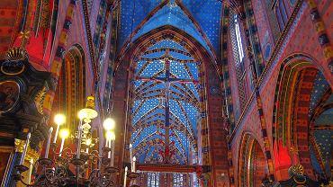Kościół Mariacki zlokalizowany przy Rynku Głównym w Krakowie to jeden z najsłynniejszych zabytków Krakowa
