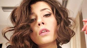 Monika Borzym, utalentowana wokalistka, pozując nago udowodniła swoją odwagę.