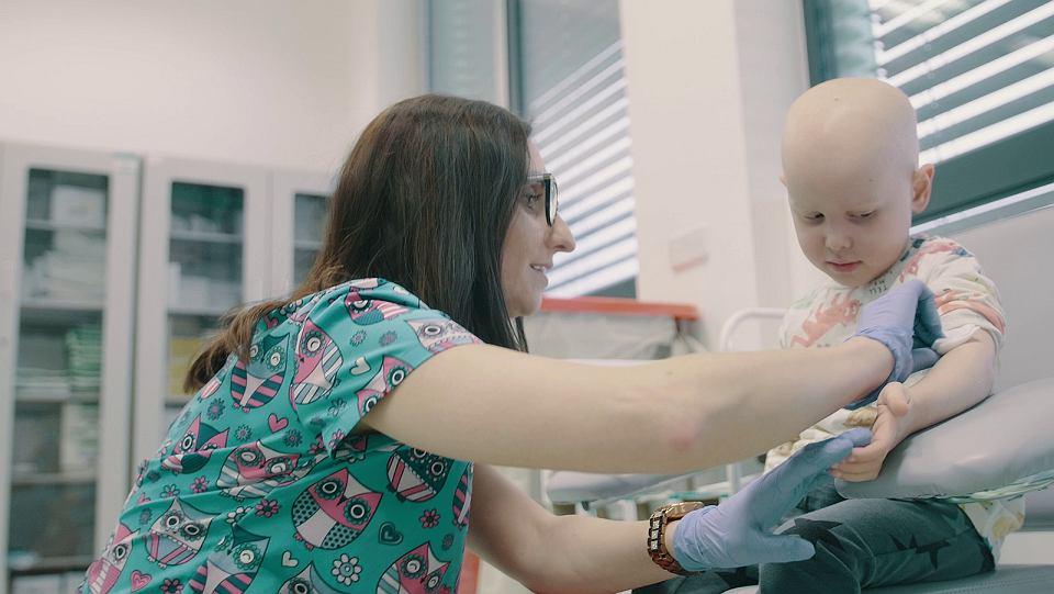 Badania we wrocławskiej Klinice Transplantacji Szpiku, Onkologii i Hematologii Dziecięcej 'Przylądek Nadziei'