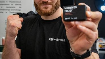 Poczuj ZEW zwycięstwa! Mistrz wagi półciężkiej UFC Jan Błachowicz poleca ZEW for men