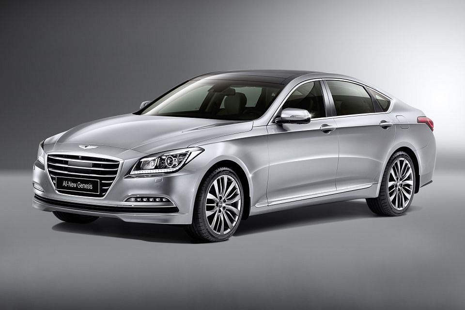 Hyundai Genesis (wersja europejska)