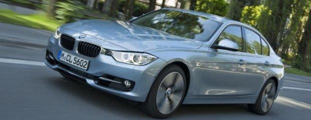 BMW uderzy w Lexusa... hybrydami