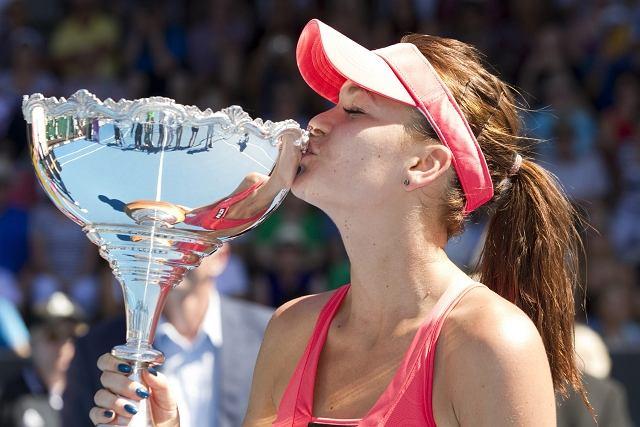 Agnieszka Radwańska wygrała turniej WTA w Auckland