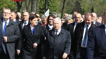 7. rocznica Katastrofy Smolenskiej