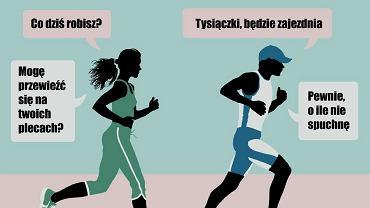 Slang biegacza. O czym rozmawiają biegacze?