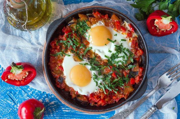 Kuchnia tunezyjska - szakszuka