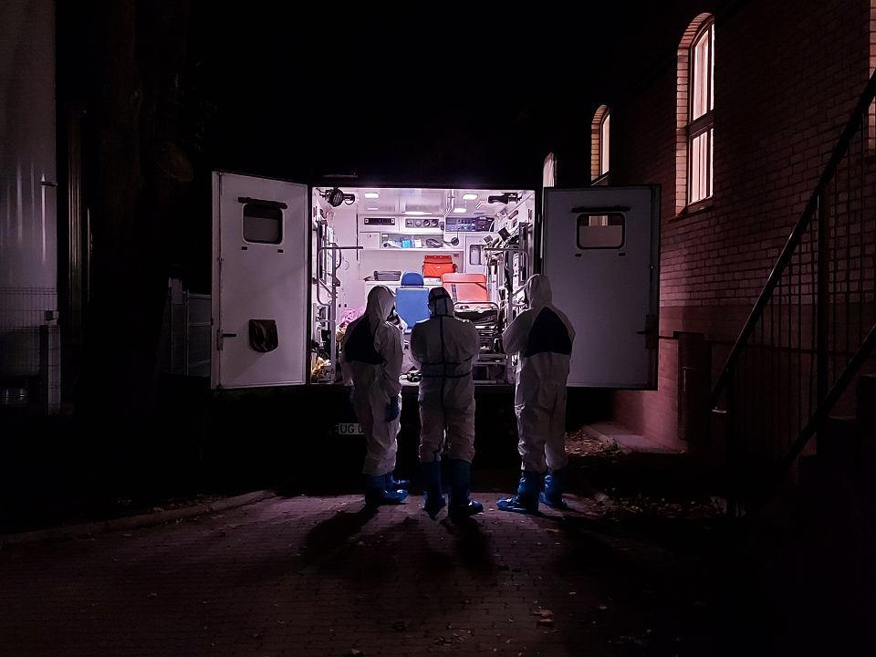 Rok gorzowskiego szpitala w pandemii