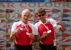 Wioślarze z Płocka ze złotymi medalami mistrzostw świata weteranów