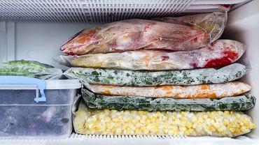 Mrożenie to jedna z najczęściej używanych metod przechowywania jedzenia.