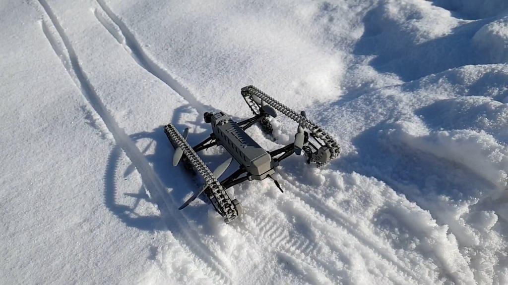 X-Tankcopter Pro