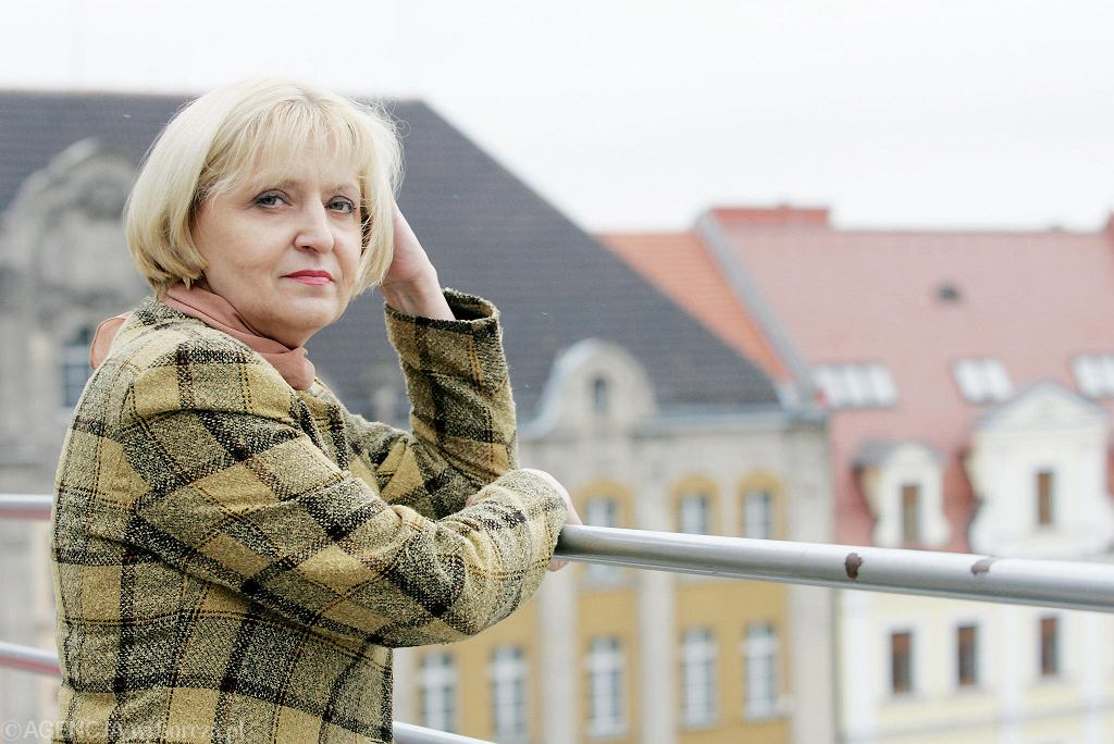 Wanda Dybalska przez 16 lat była dziennikarką 'Wyborczej'