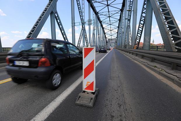 Zdjęcie numer 2 w galerii - Zaczęła się rozbudowa mostu im. Piłsudskiego za 123 mln zł, potrwa 20 miesięcy [GALERIA]