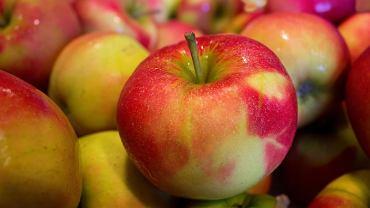 Jabłka pomagają pokonać pajączki