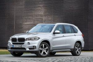 BMW X5 xDrive40e | Hybryda do walki z Audi Q7 e-tron