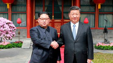 North Korea China Kim's Diplomacy Timeline