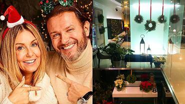 W domu Małgorzaty Rozenek i Radosława Majdana już od kilku dni panuje świąteczna atmosfera. Perfekcyjna, która jak sama stwierdziła: 'kocha święta', chętnie dzieli się swoją radością na Instagramie. Dzięki temu możemy podziwiać, jak przystroiła dom na ten magiczny czas. Sami zobaczcie i porównajcie z tym, jak dom Majdanów wygląda na co dzień.