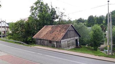 Synagoga w Wiśniowej