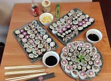Miłosne sushi - ugotuj