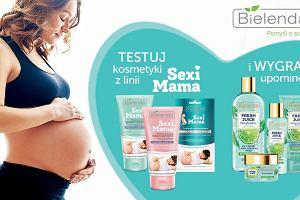 Lista testerek kosmetyków Bielenda Sexi Mama
