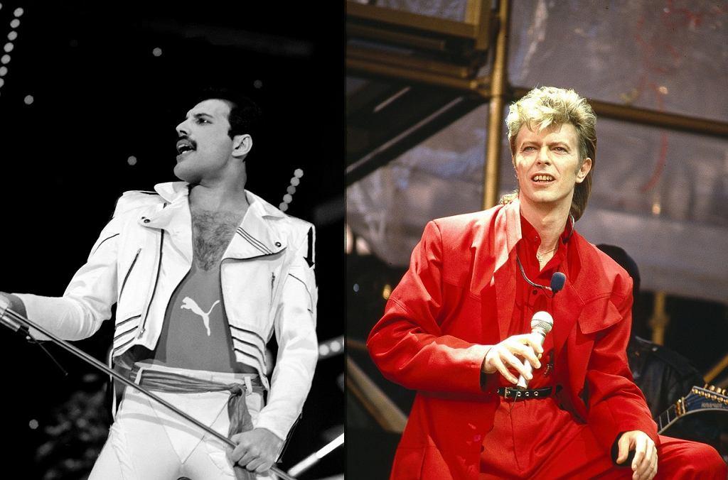 Queen i David Bowie